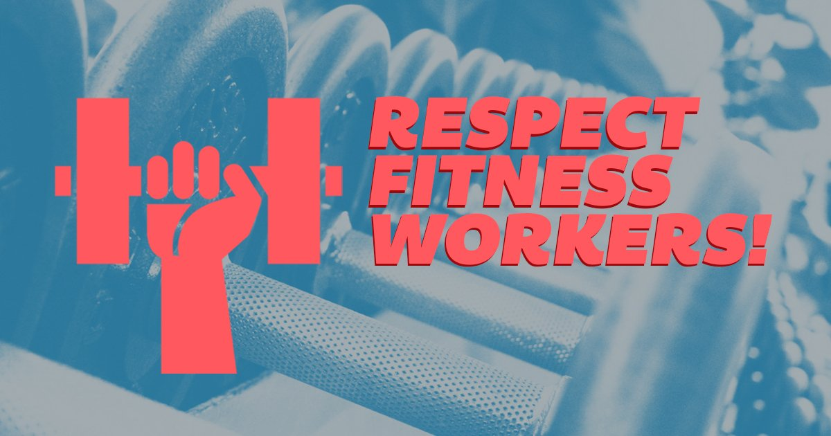 respect fitness workers